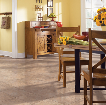 Alexander Smith Tile flooring